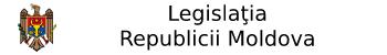 6 Legislaţia Republicii Moldova