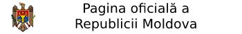 1 Pagina Oficială a Republicii Moldova